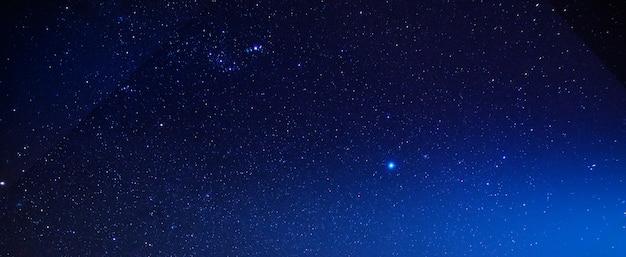 Estrela da noite Foto Premium