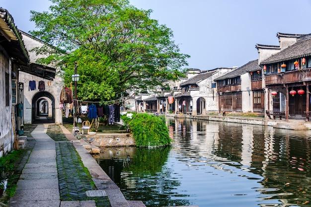 Estrutura de água do sul estrada cultura china Foto gratuita