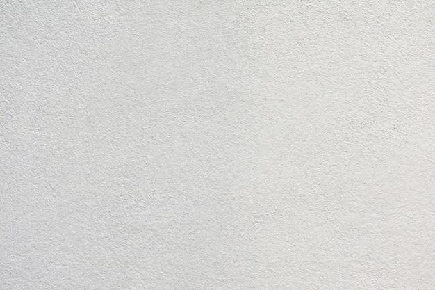 Estuque do concreto da parede do cimento branco. Foto Premium
