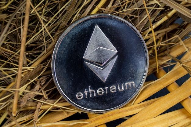 Ethereum é uma forma moderna de troca Foto Premium