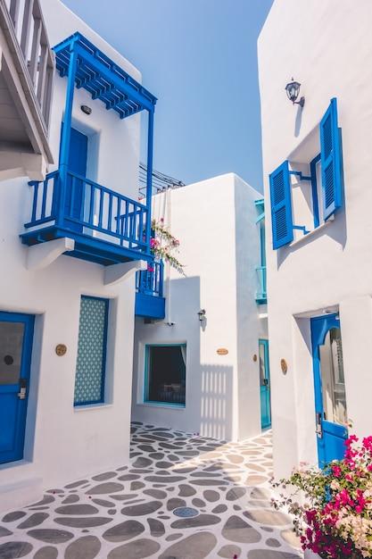 europa branca bonita grego Egeu Foto gratuita