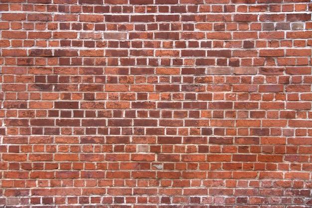 Exposto textura da parede de tijolo Foto gratuita
