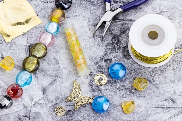 Fabricação de jóias Foto Premium