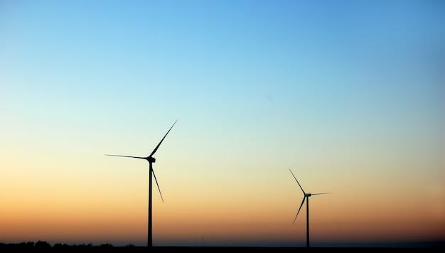 Fãs de vento Foto gratuita