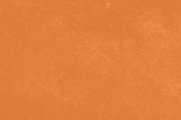 Feche acima do fundo alaranjado da textura do papel Foto Premium