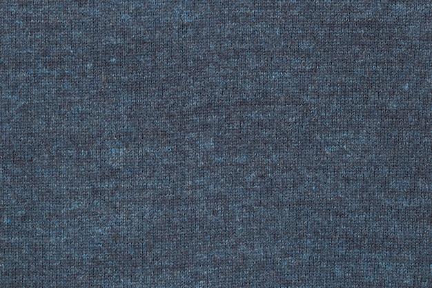 Feche o fundo da textura do pano da tela. Foto Premium
