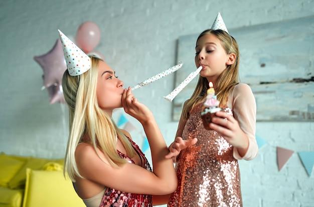 Feliz aniversário Foto Premium