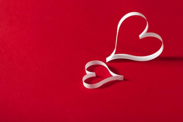Feliz dia dos namorados fundo Foto Premium