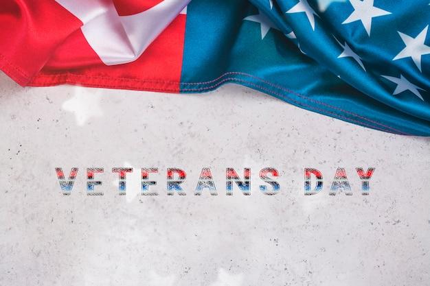 Feliz dia dos veteranos Foto Premium