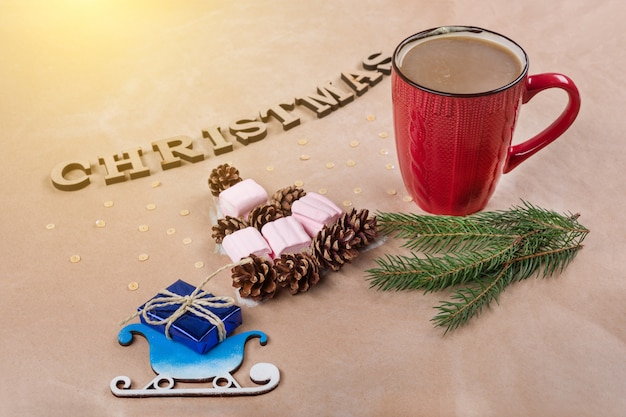 Feriado de natal Foto Premium