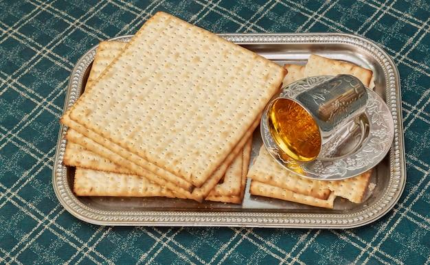 Feriado judaico pesah celebração conceito páscoa Foto Premium