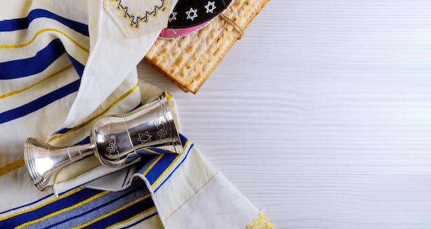 Feriado matzoth celebração matzoh páscoa judaica páscoa pão torah Foto Premium
