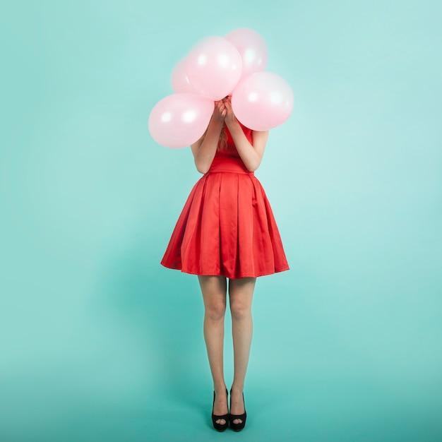 Festa do balão Foto gratuita