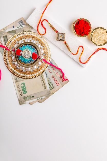 Festival indiano raksha bandhan Foto Premium