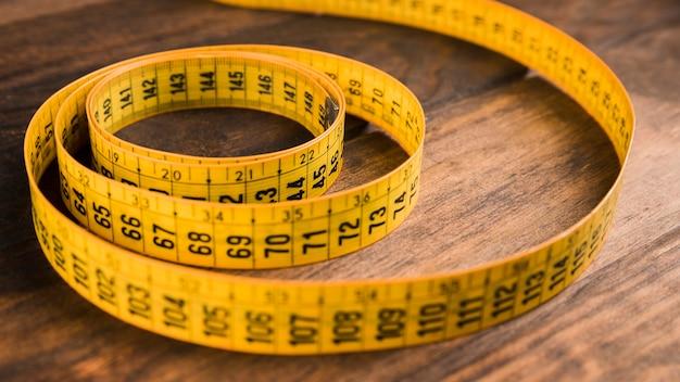 Fita métrica de costura Foto gratuita
