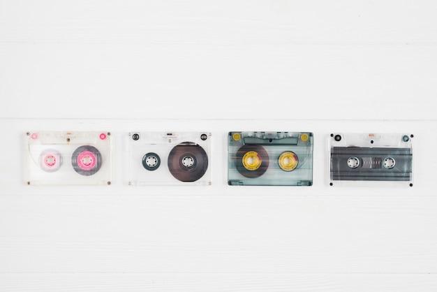 Fitas cassete Foto gratuita