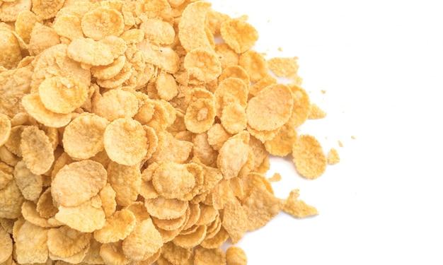 Flocos de milho Foto gratuita