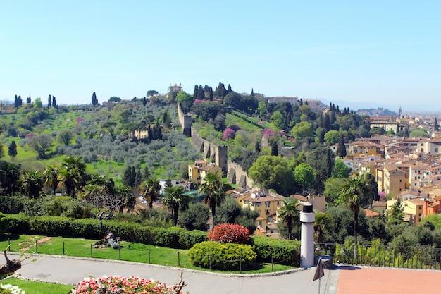 Florença na primavera Foto gratuita