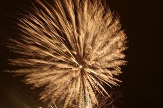 Fogos de artifício, explosão, bomba Foto gratuita