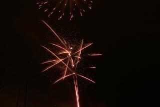 Fogos de artifício, explosão, celebrar Foto gratuita