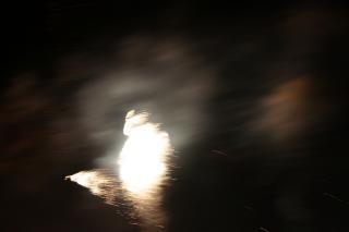 Fogos de artifício, explosões, cores Foto gratuita
