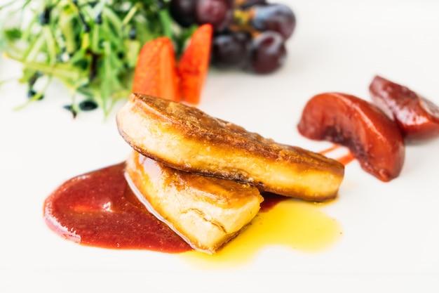 Foie gras Foto gratuita