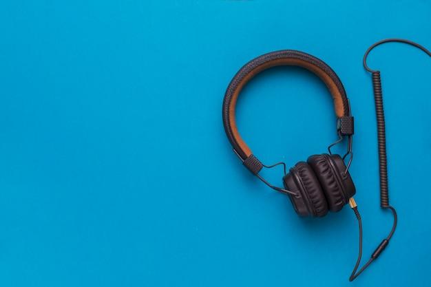 Fones de ouvido de música Foto gratuita