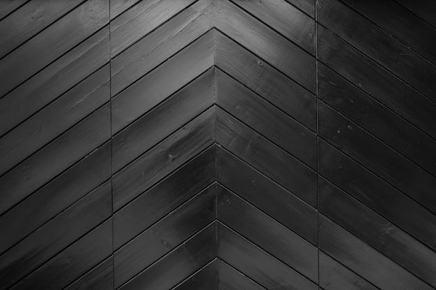 Foto aproximada do canto da parede de madeira Foto gratuita