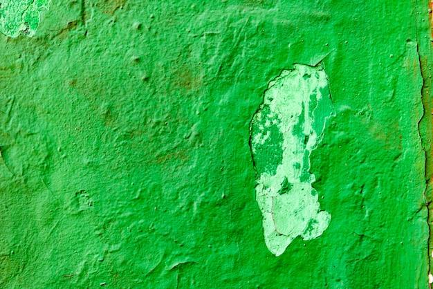 Fragmento de parede com arranhões e rachaduras Foto Premium