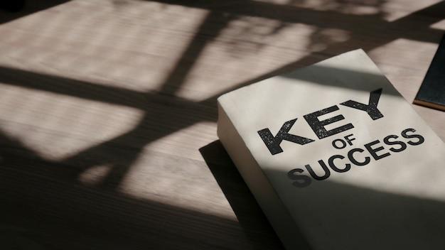 Frases Motivacionais Chave De Sucesso Com Fundo