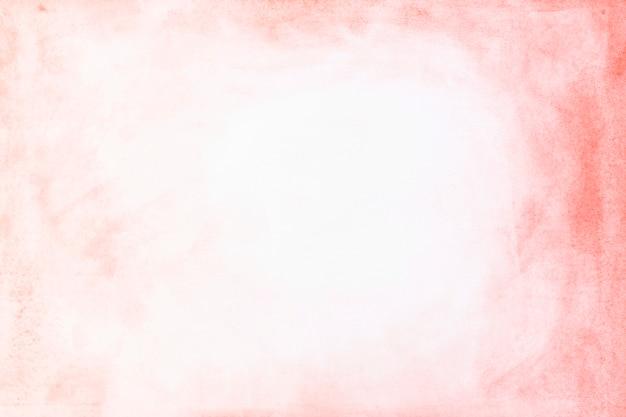 Fronteira de tinta vermelha Foto Premium