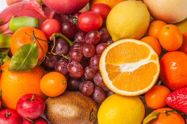fruta colorida Foto gratuita