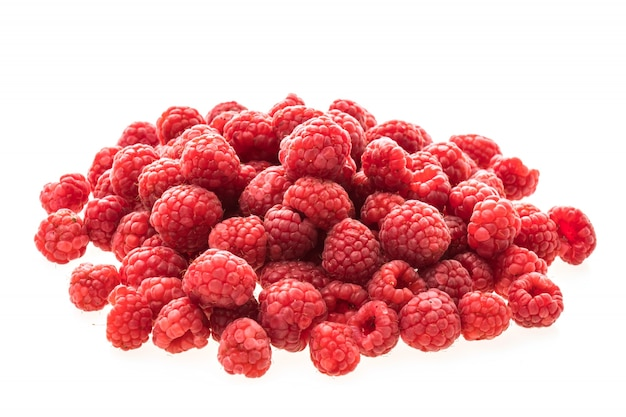 Fruta de rasberry Foto gratuita