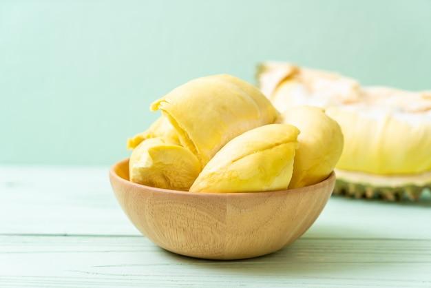 Fruta durian fresca Foto Premium
