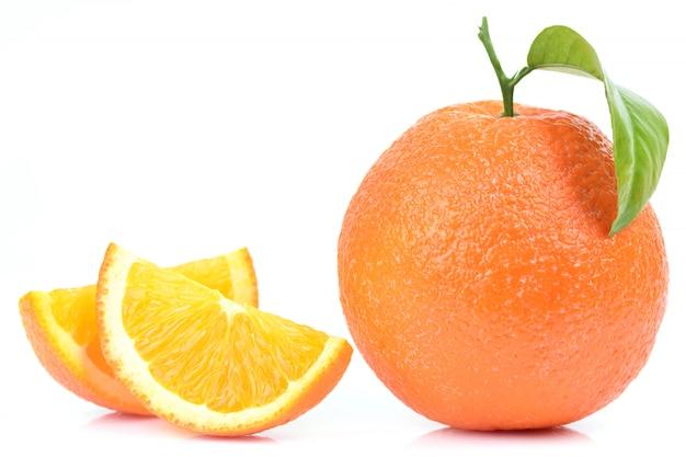 Fruta laranja Foto Premium