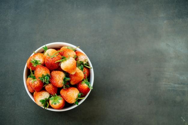 Fruta morango Foto gratuita