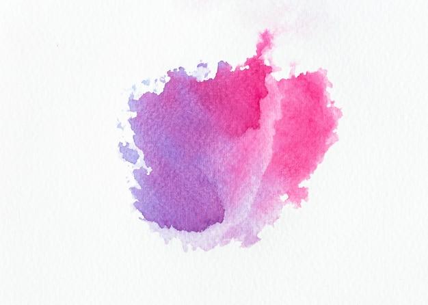 Fundo abstrato aquarela Foto Premium
