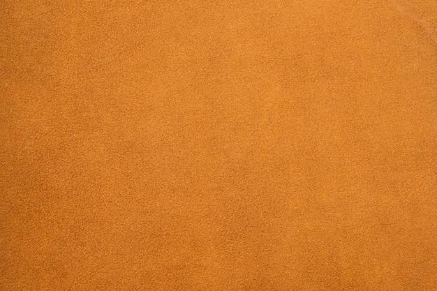 Fundo abstrato com textura de couro marrom natural Foto Premium