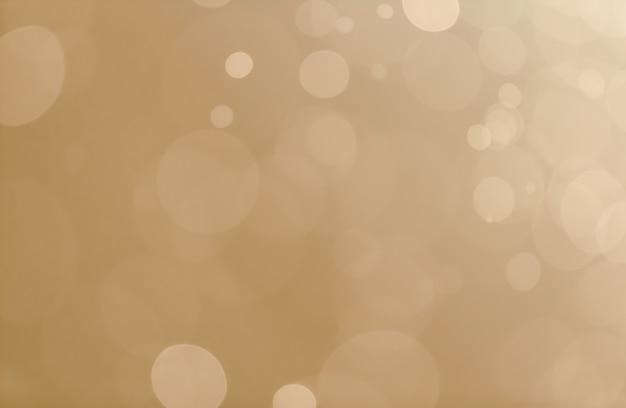 Fundo abstrato da luz do bokeh com alargamento. Foto Premium