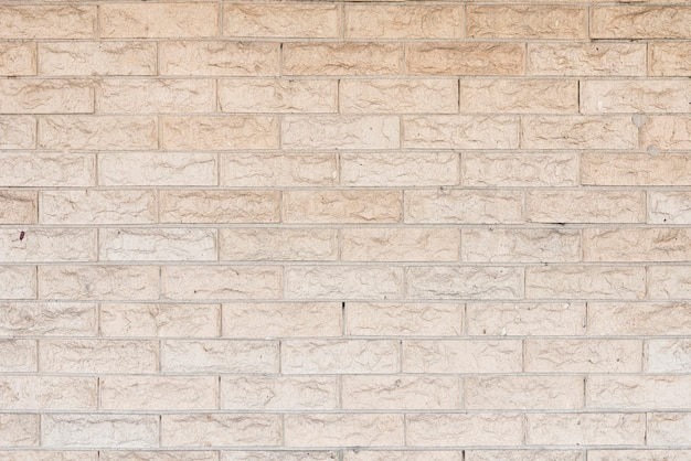 Fundo abstrato da parede de tijolo Foto gratuita