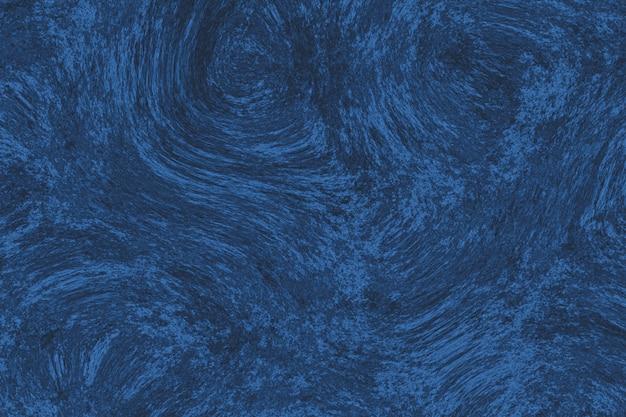 Fundo abstrato de mármore azul Foto Premium