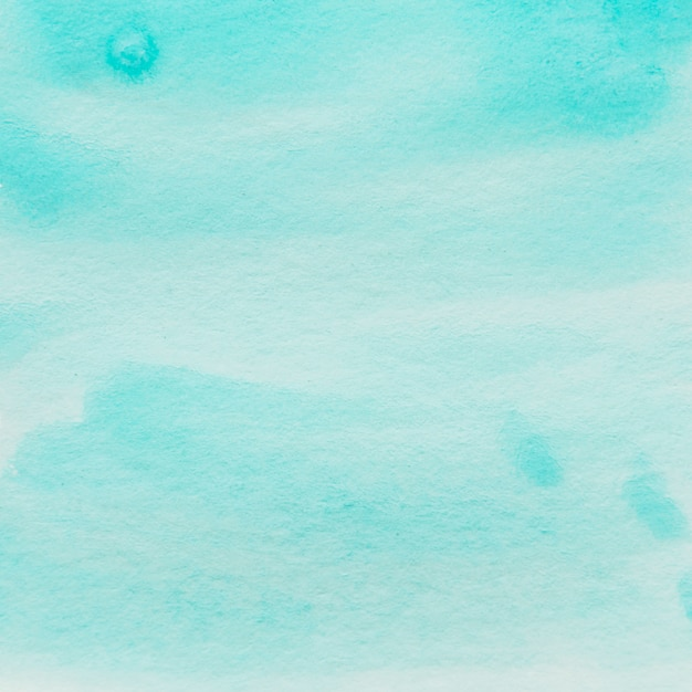 Fundo abstrato de tinta turquesa Foto gratuita
