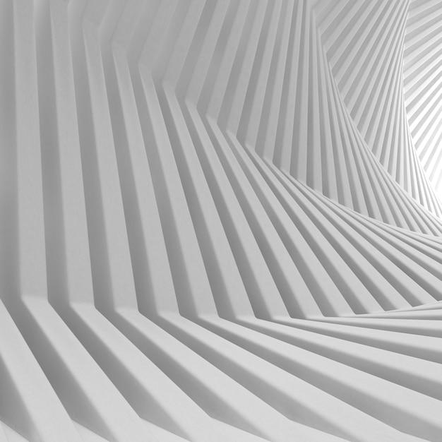 Fundo abstrato geométrico 3d Foto gratuita