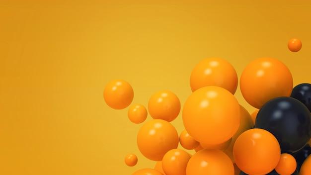 Fundo abstrato geométrico Foto Premium