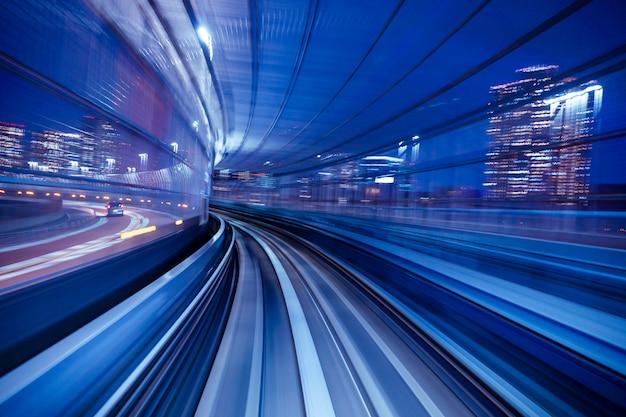Fundo abstrato moderno para a tecnologia de rede de digitas e o outro conceito. Foto Premium