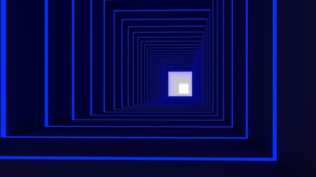 Fundo abstrato retângulo Foto Premium