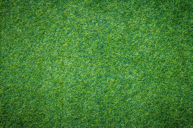 Fundo artificial da textura da grama verde Foto Premium