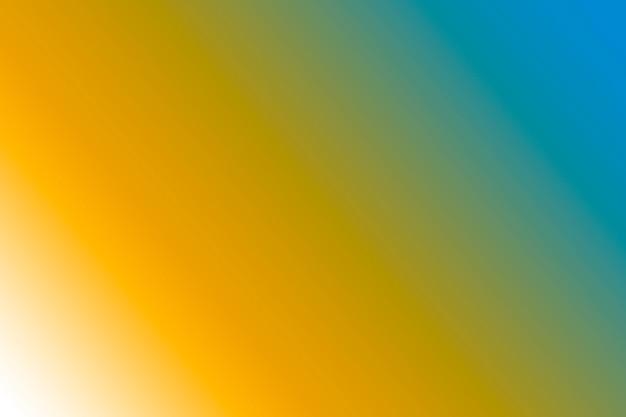 Fundo azul com amarelo e branco Foto Premium