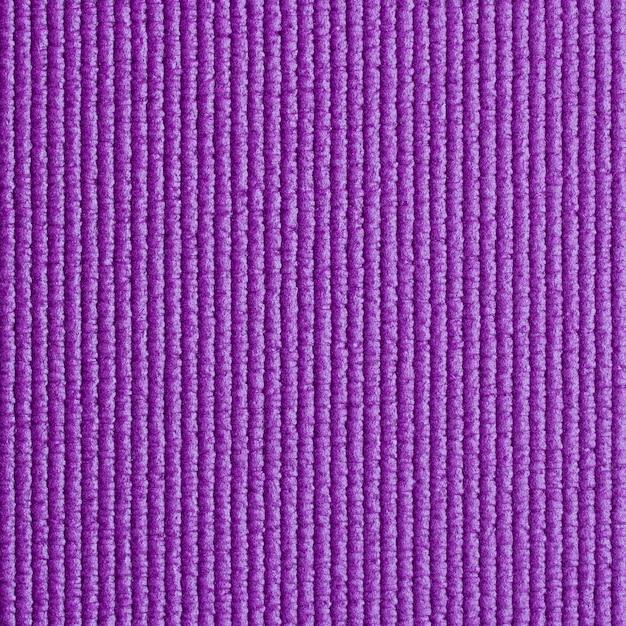 Fundo azul da textura da esteira de ioga Foto Premium