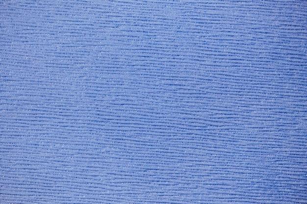 Fundo azul de couro abstrato Foto Premium
